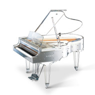"Kawai CR-40 6'1"" Crystal Grand Piano"