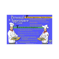 Personal Appearance Poster