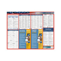 Federal Only Labor Law Poster - Bi-Lingual