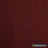 Gummerson - Magnetic Merlot Blockout 150cm  | Curtain Lining Fabric - Blockout, Burgundy, Plain, Coated, Modern, Southwestern, Synthetic, Domestic Use, Standard Width