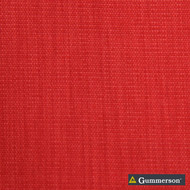 Gummerson - Magnetic Flame Blockout 150cm  | Curtain Lining Fabric - Blockout, Plain, Red, Coated, Modern, Red, Synthetic fibre, Domestic Use