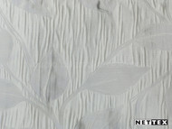 Nettex Eloquent Pewter (MG13)  | Curtain Fabric - Grey, Silver, Deco, Decorative, Floral, Garden, Midcentury, Pattern, Synthetic fibre, Transitional, Domestic Use, Plisse