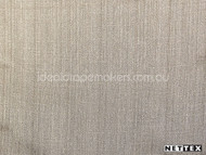 Mink' | Curtain Fabric - Beige, Plain, Synthetic fibre, Domestic Use