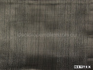 Nettex Wilton Coal (MG6)  | Curtain Fabric - Plain, Black - Charcoal, Stripe, Synthetic, Tan, Taupe, Traditional, Domestic Use, Standard Width