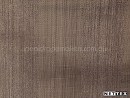 Nettex Wilton Mocca (MG6)  | Curtain Fabric - Brown, Plain, Stripe, Synthetic, Traditional, Domestic Use, Standard Width