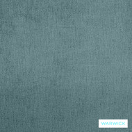 Cascade' | Upholstery Fabric - Blue, Plain, Synthetic fibre, Washable, Commercial Use, Halo