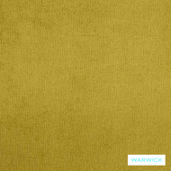Warwick Astral Galaxy Sunshine  | Upholstery Fabric - Gold,  Yellow, Plain, Synthetic, Washable, Commercial Use, Halo