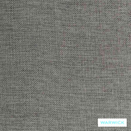 Glacier' | Upholstery Fabric - Grey, Plain, Synthetic fibre, Transitional, Washable, Commercial Use, Halo