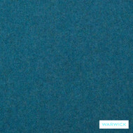 Warwick Augustus Reef  | Curtain & Upholstery fabric - Blue, Plain, Eclectic, Fibre Blends, Turquoise, Teal, Washable, Commercial Use, Standard Width