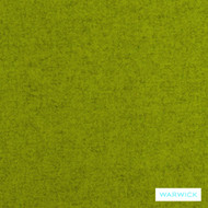 Turmeric' | Curtain & Upholstery fabric - Green, Plain, Eclectic, Fiber blend, Washable, Commercial Use