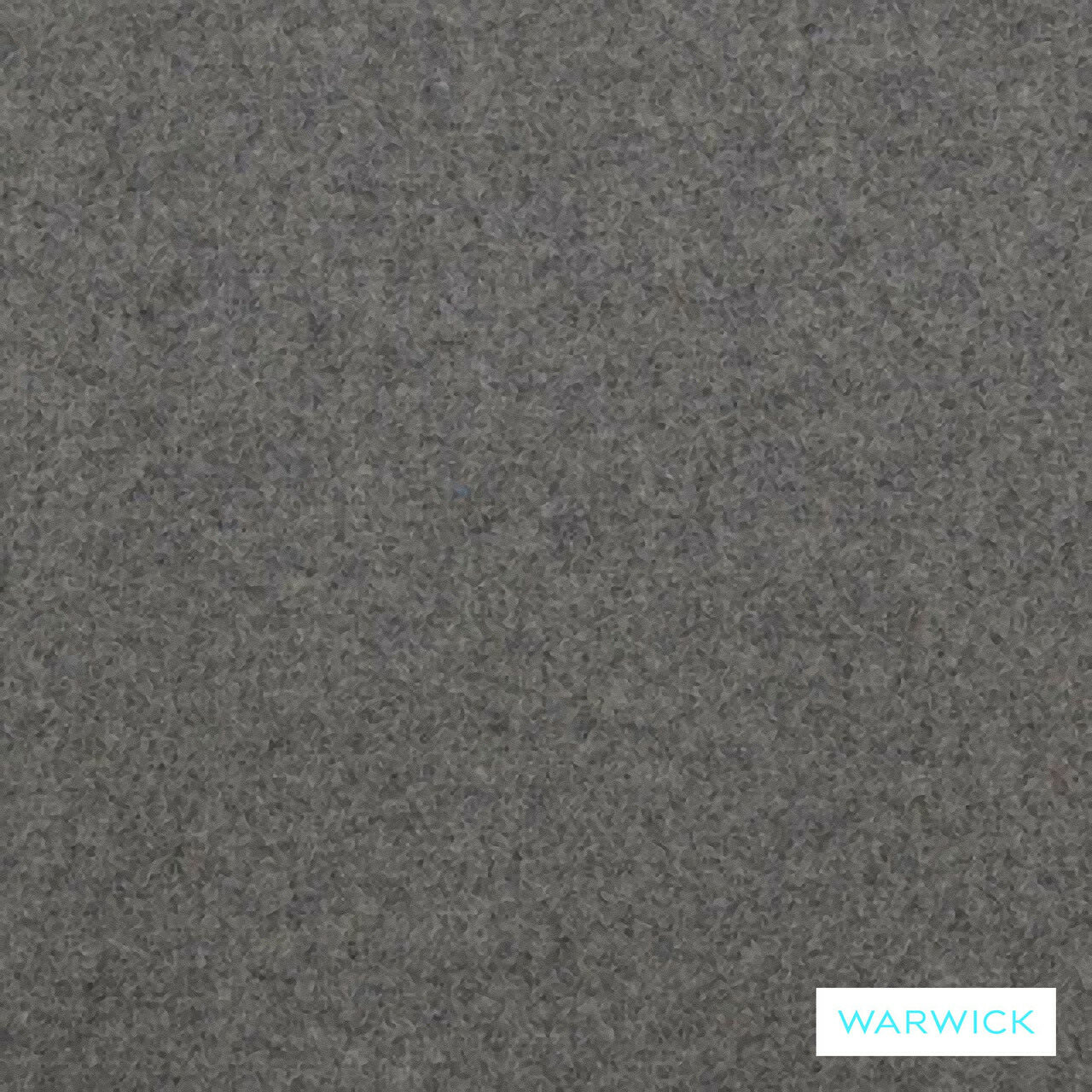 Warwick Augustus Wolf  | Curtain & Upholstery fabric - Grey, Plain, Fiber blend, Washable, Commercial Use