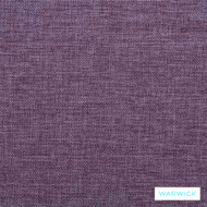 Warwick Beachcomber Amethyst  | Upholstery Fabric - Plain, Beach, Pink, Purple, Synthetic, Washable, Commercial Use, Halo, Standard Width