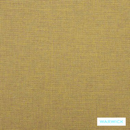 Warwick Beachcomber Lime    Upholstery Fabric - Gold,  Yellow, Plain, Beach, Synthetic, Washable, Commercial Use, Halo
