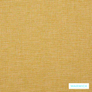 Warwick Beachcomber Tumeric  | Upholstery Fabric - Gold,  Yellow, Plain, Beach, Synthetic, Washable, Commercial Use, Halo, Standard Width