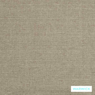 Warwick Bromley Vibe Sepia  | Upholstery Fabric - Green, Plain, Synthetic, Tan, Taupe, Transitional, Washable, Commercial Use, Domestic Use, Halo