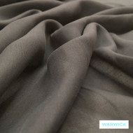 Sable'   Curtain Sheer Fabric - Brown, Plain, Synthetic fibre, Transitional, Washable, Tan - Taupe, Domestic Use