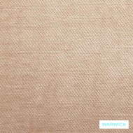 Warwick Dolce Alkali  | Curtain & Upholstery fabric - Plain, Synthetic, Tan, Taupe, Washable, Commercial Use, Halo, Natural