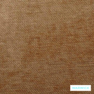 Warwick Dolce Biscuit  | Curtain & Upholstery fabric - Brown, Plain, Eclectic, Synthetic, Washable, Commercial Use, Halo, Natural, Standard Width