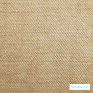 Warwick Dolce Champagne  | Curtain & Upholstery fabric - Plain, Synthetic, Tan, Taupe, Washable, Commercial Use, Halo, Natural, Standard Width