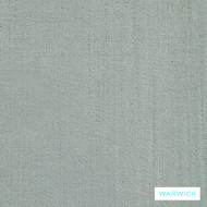 Warwick Glamour Aqua  | Curtain & Upholstery fabric - Green, Plain, Synthetic, Washable, Commercial Use, Halo