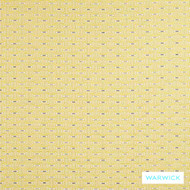 Sunshine' | Upholstery Fabric - Australian Made, Gold - Yellow, Contemporary, Diaper, Geometric, Synthetic fibre, Washable, Domestic Use, Halo