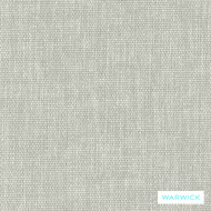 Warwick Keylargo Frost  | Upholstery Fabric - Beige, Plain, Synthetic, Washable, Commercial Use, Halo, Standard Width