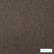 Warwick Keylargo Pebble  | Upholstery Fabric - Brown, Plain, Midcentury, Synthetic, Washable, Commercial Use, Halo, Natural, Standard Width