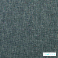Warwick Keylargo Teal    Upholstery Fabric - Blue, Plain, Synthetic, Turquoise, Teal, Washable, Commercial Use, Halo, Standard Width