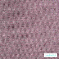 Warwick Lindeman Fuchsia  | Upholstery Fabric - Plain, Pink, Purple, Synthetic, Washable, Commercial Use, Domestic Use, Halo