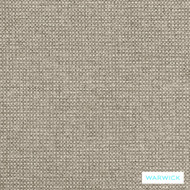 Warwick Lindeman Oatmeal  | Upholstery Fabric - Beige, Plain, Synthetic, Transitional, Washable, Commercial Use, Domestic Use, Halo, Natural, Standard Width
