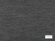 Black Edition - Kumo Anthracite  | Curtain & Upholstery fabric - Plain, Black - Charcoal, Fibre Blends, Small Scale, Domestic Use, Textured Weave, Plain - Textured Weave