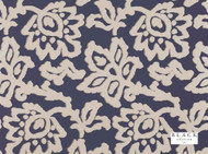 Black Edition  - Elysian Wallcovering Eclipse    Wallpaper, Wallcovering - Blue, Metallic, Damask, Floral, Garden, Traditional, Domestic Use, Metal, Print