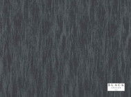 Black Edition  - Zelva Gunmetal  | Curtain & Upholstery fabric - Blue, Plain, Contemporary, Eclectic, Fiber blend, Abstract, Domestic Use, Textured Weave, Plain - Textured Weave