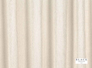 Black Edition - Neisha Soapstone  | Curtain & Curtain lining fabric - Beige, Metallic, Plain, White, Eclectic, Fibre Blends, Domestic Use, Metal, Reversible, White, Wide Width