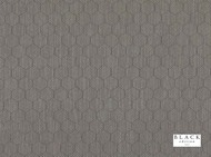Black Edition - Inza Pelican  | Curtain & Upholstery fabric - Brown, Deco, Decorative, Fibre Blends, Geometric, Honeycomb, Transitional, Decorative Weave, Domestic Use