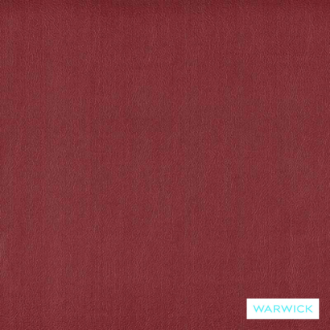 Warwick Lustrell Charisma Cabernet  | Upholstery Fabric - Burgundy, Plain, Red, Vinyl, HealthGuard, Synthetic, Washable, Commercial Use