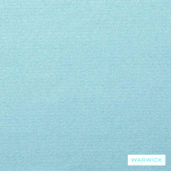 Warwick Macrosoft Hg Reef  | Upholstery Fabric - Blue, Plain, HealthGuard, Synthetic, Washable, Commercial Use, Halo, Standard Width