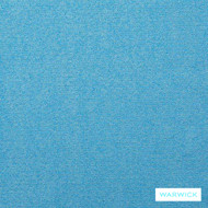 Cobalt' | Upholstery Fabric - Blue, Plain, HealthGuard, Synthetic fibre, Washable, Commercial Use, Halo