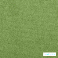 Warwick Macrosoft Hg Moss  | Upholstery Fabric - Green, Plain, HealthGuard, Synthetic, Washable, Commercial Use, Halo