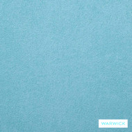 Warwick Macrosuede Hg Cloud  | Upholstery Fabric - Blue, Plain, HealthGuard, Synthetic, Washable, Commercial Use, Halo