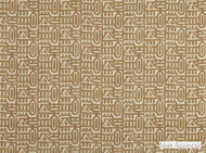 Mark Alexander - Keystone Moccasin  | Curtain & Upholstery fabric - Contemporary, Geometric, Linen and Linen Look, Natural Fibre, Southwestern, Tan, Taupe, Abstract, Print