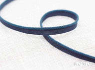Rom_T78/10 'Danube' | Flange Cord, Trim - Blue, Fiber blend, Domestic Use