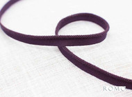 Romo - Alta Mini Lipcord Mulberry  | Flange Cord, Trim - Fibre Blends, Pink, Purple, Domestic Use
