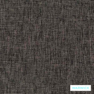 Warwick Matrix Brindle  | Upholstery Fabric - Plain, Black - Charcoal, Industrial, Synthetic, Tan, Taupe, Washable, Commercial Use, Halo, Standard Width
