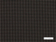 Romo - Tremont Ebony  | Curtain & Upholstery fabric - Black, Grey, Deco, Decorative, Fiber blend, Small Scale, Black - Charcoal, Domestic Use, Houndstooth, Chenille