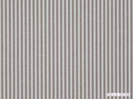 Villa Nova - Eclipse Stripe Blackout Pumice  | Curtain Fabric - Grey, Natural fibre, Stripe, Traditional, Domestic Use, Natural