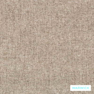 Warwick Oslo Taupe  | Upholstery Fabric - Beige, Plain, Synthetic, Tan, Taupe, Washable, Commercial Use, Halo