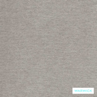 Warwick Prague Ice  | Curtain & Upholstery fabric - Grey, Plain, Synthetic fibre, Transitional, Washable, Commercial Use, Halo