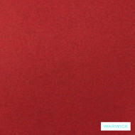 Ladybird' | Curtain & Upholstery fabric - Plain, Red, Fiber blend, Red, Washable, Commercial Use