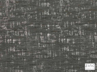 Zinc Textile - Vico Tungsten  | Curtain & Upholstery fabric - Blue, Grey, Plain, Fiber blend, Domestic Use, Semi-Plain, Plain - Textured Weave
